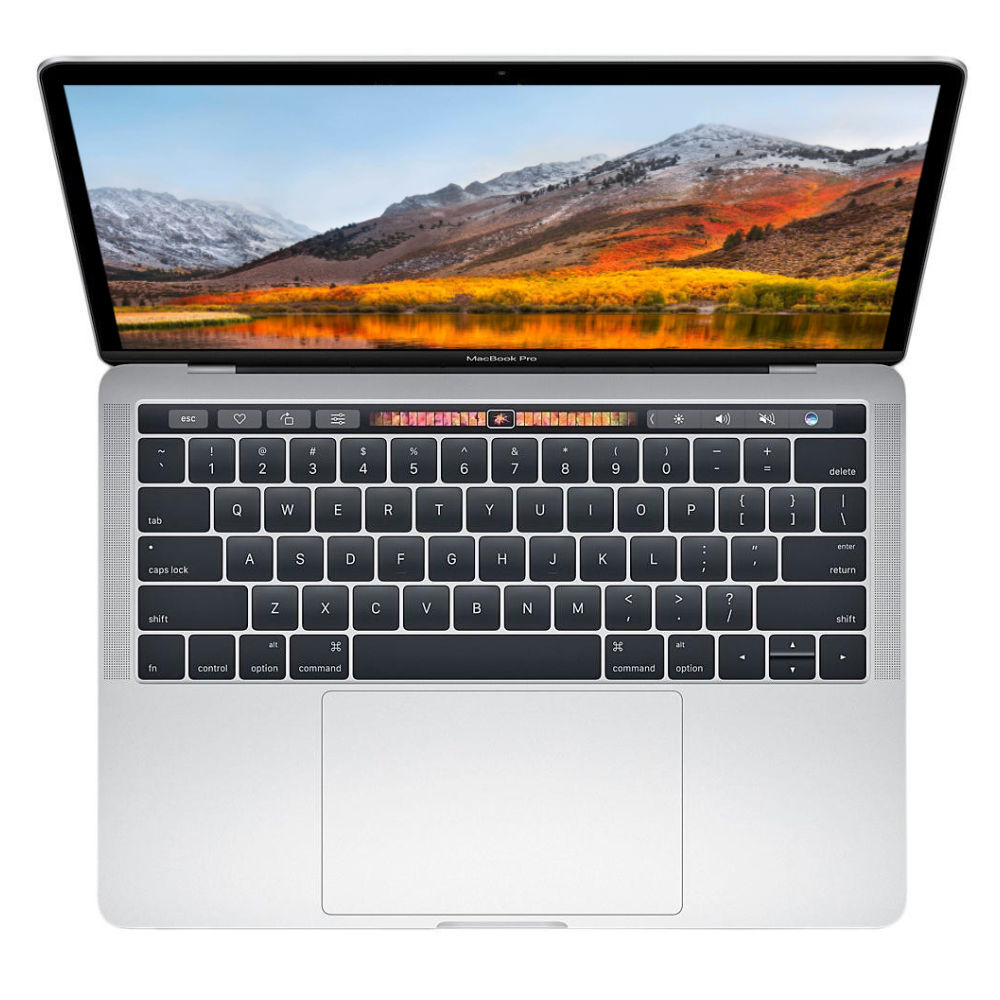 "Apple MacBook Pro 13"" Z0UP1 Silver (Mid 2017)"