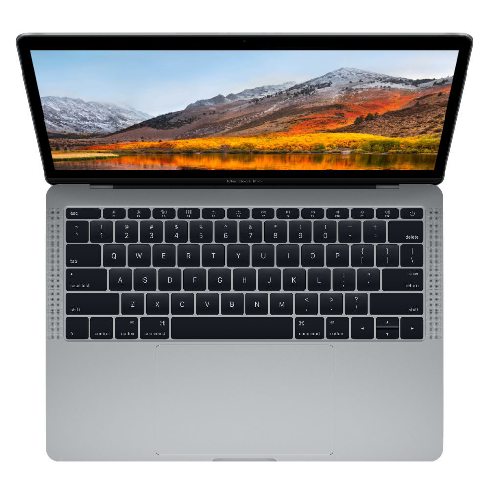 "Apple MacBook Pro 13"" Z0UH0001S Space Gray (Mid 2017)"