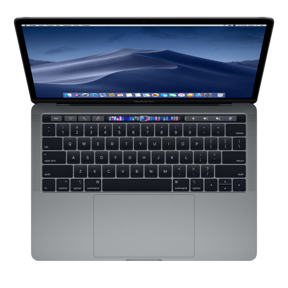 "Apple MacBook Pro 13.3"" MR9R2 Space Gray (Mid 2018)"