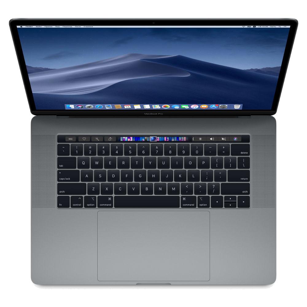 "Apple MacBook Pro 15.4"" MR932 Space Gray (Mid 2018)"