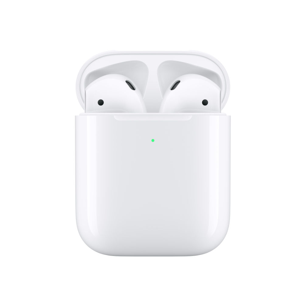 Apple AirPods 2 with Wireless Charging Case MRXJ2