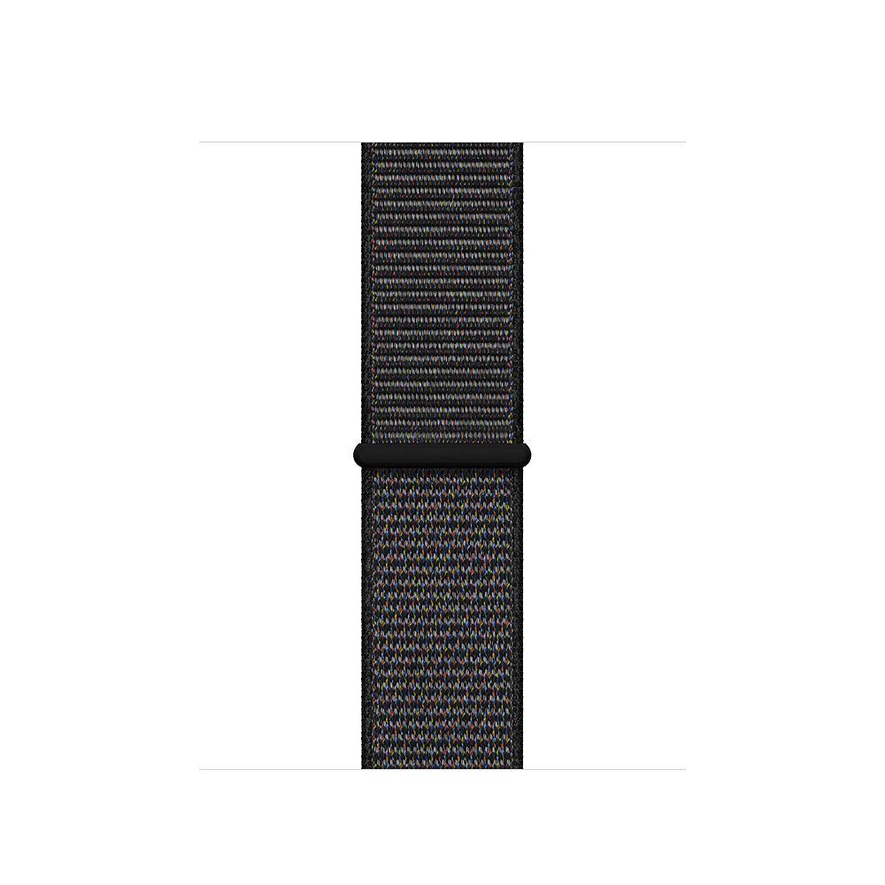 Ремешок Apple Watch 40mm Black Sport Loop MTLT2
