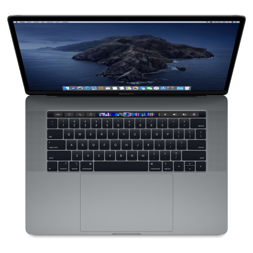 "Apple MacBook Pro 15.4"" Z0WV0015F / MV9010 Space Gray (Early 2019)"