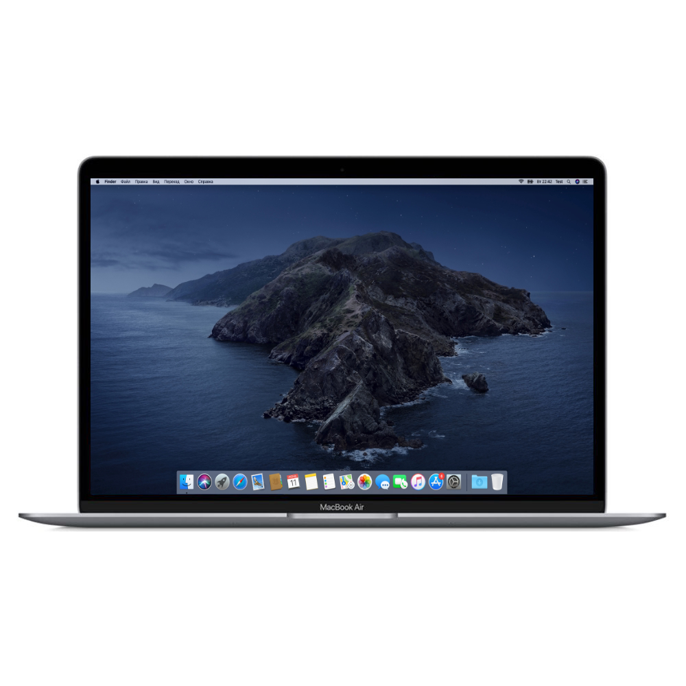 "Apple MacBook Air 13"" MVFJ2 Space Gray (Mid 2019)"
