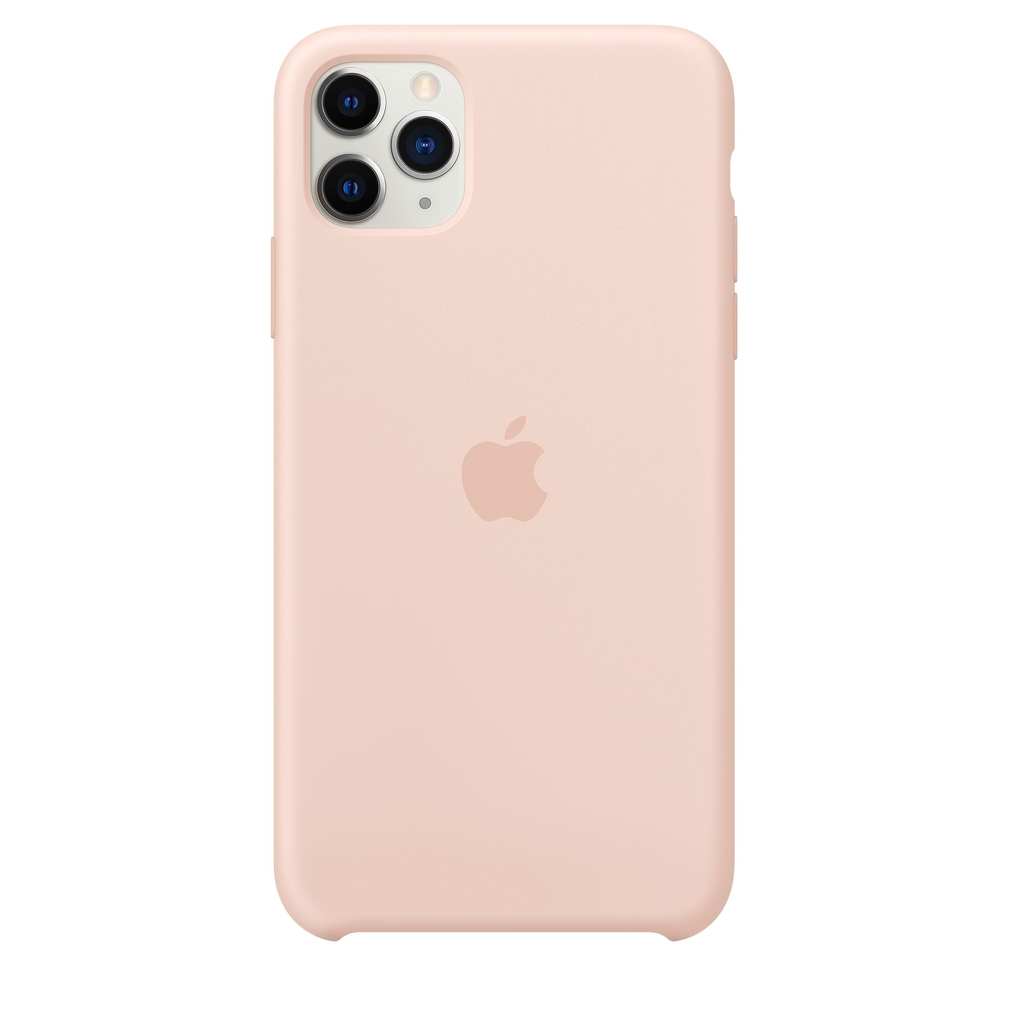 Чехол Apple для iPhone 11 Pro Max Silicone Case Pink Sand MWYY2