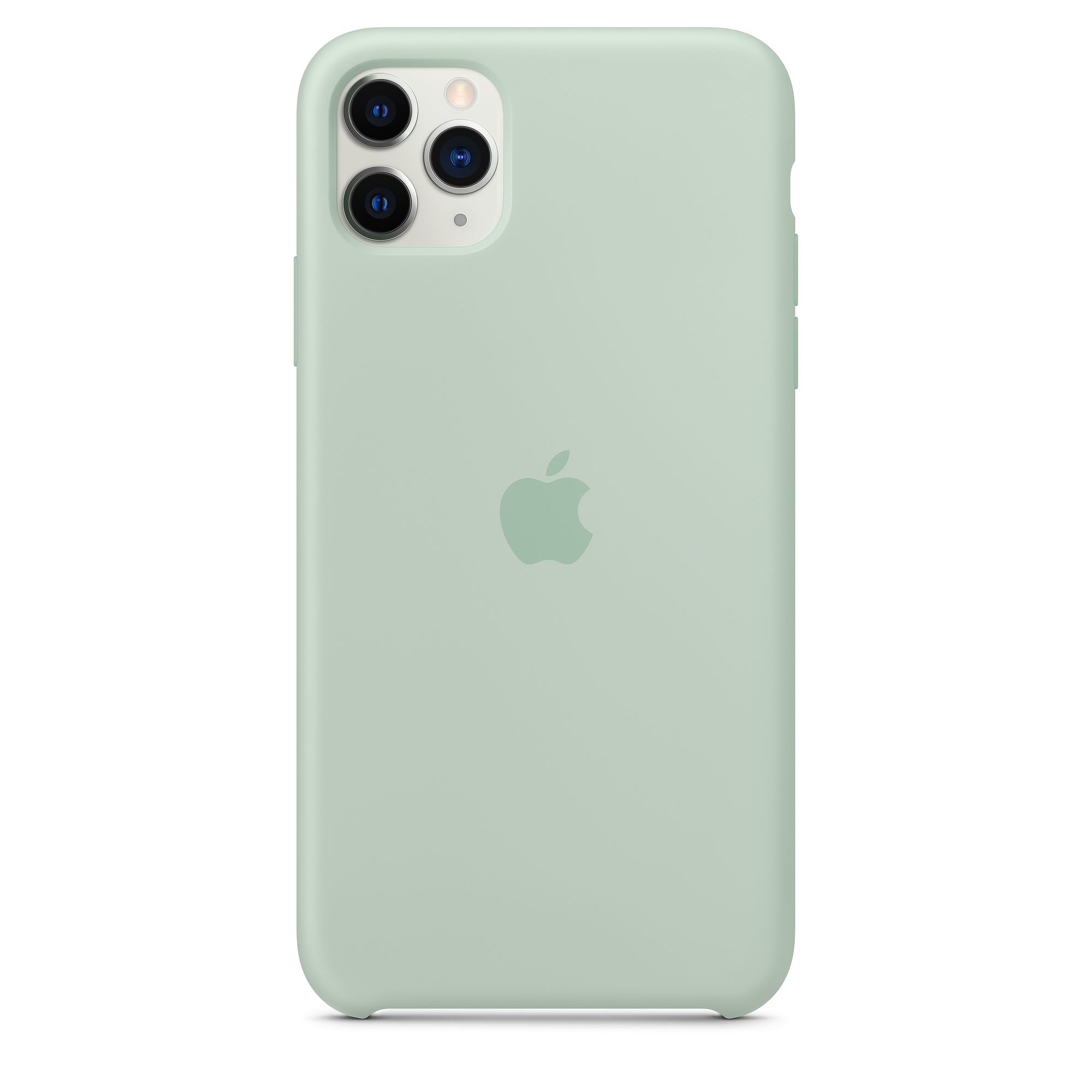 Чехол Apple для iPhone 11 Pro Max Silicone Case Beryl MXM92