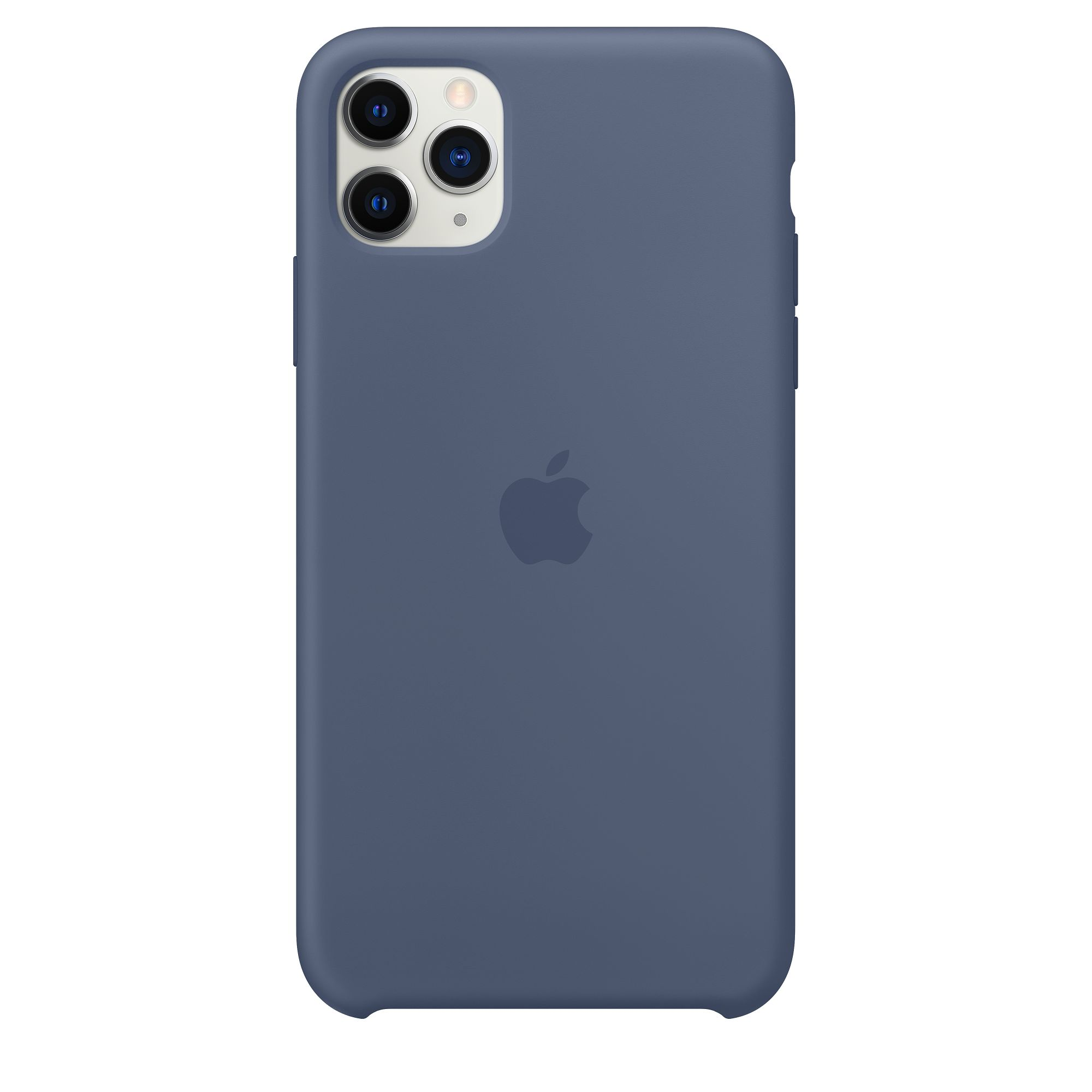 Чехол Apple для iPhone 11 Pro Max Silicone Case Alaskan Blue MX032