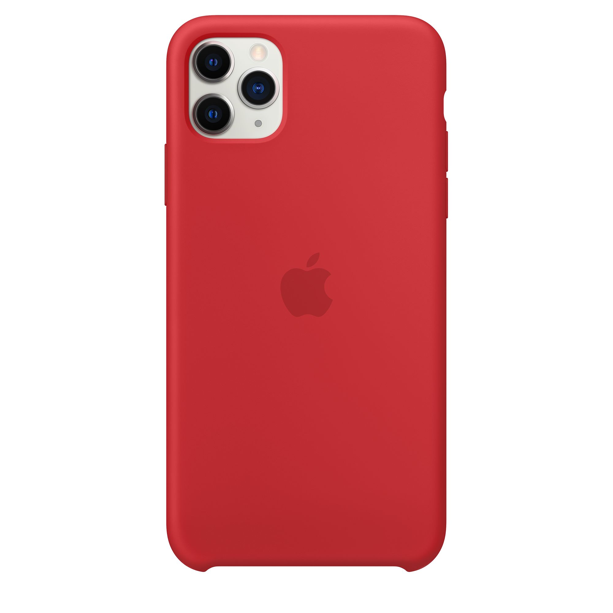 Чехол Apple для iPhone 11 Pro Max Silicone Case (PRODUCT) RED MWYV2