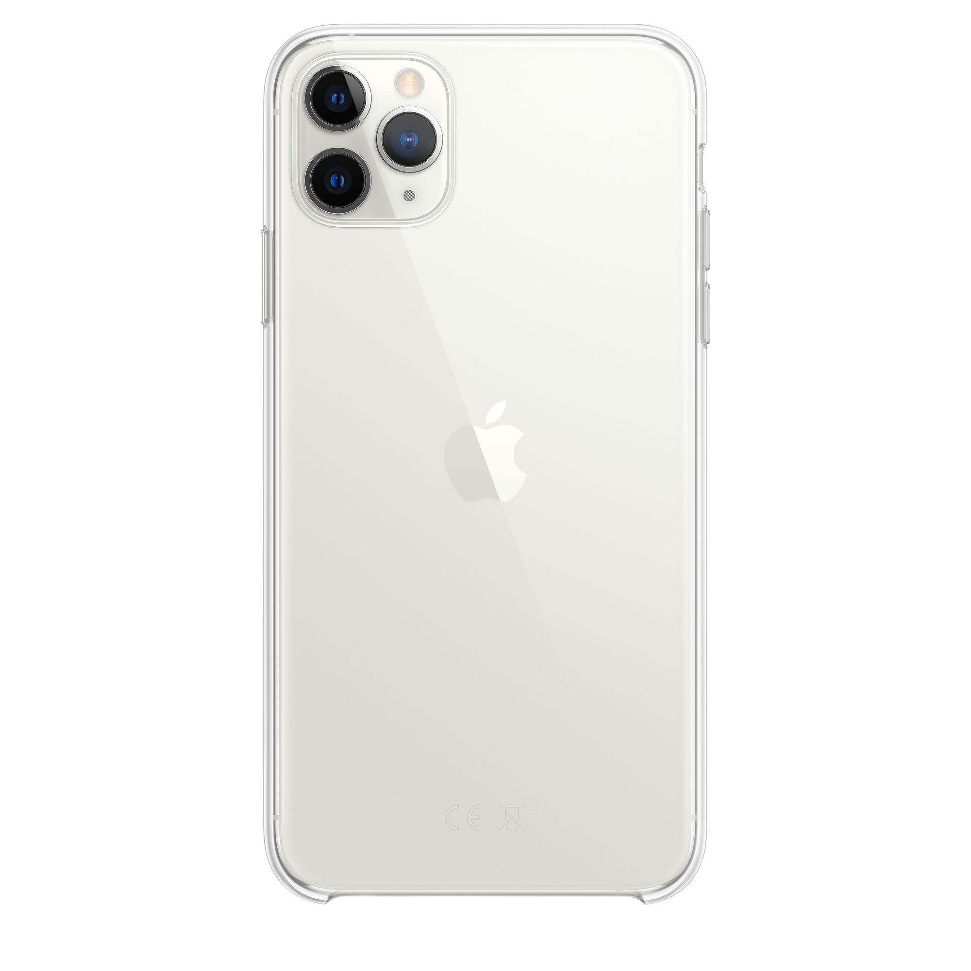 Чехол Apple для iPhone 11 Pro Max Clear Case MX0H2