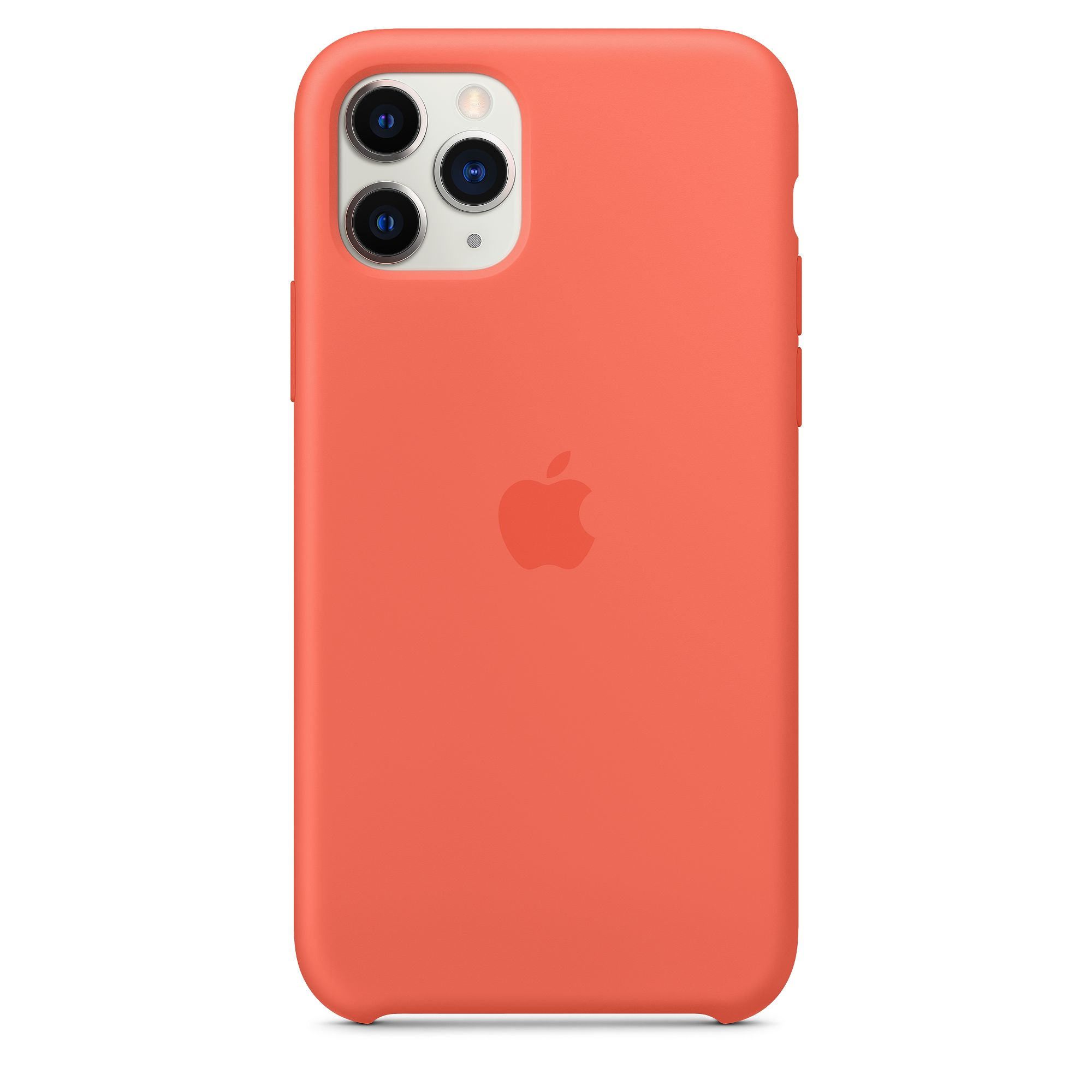 Чехол Apple для iPhone 11 Pro Silicone Case Clementine MWYQ2