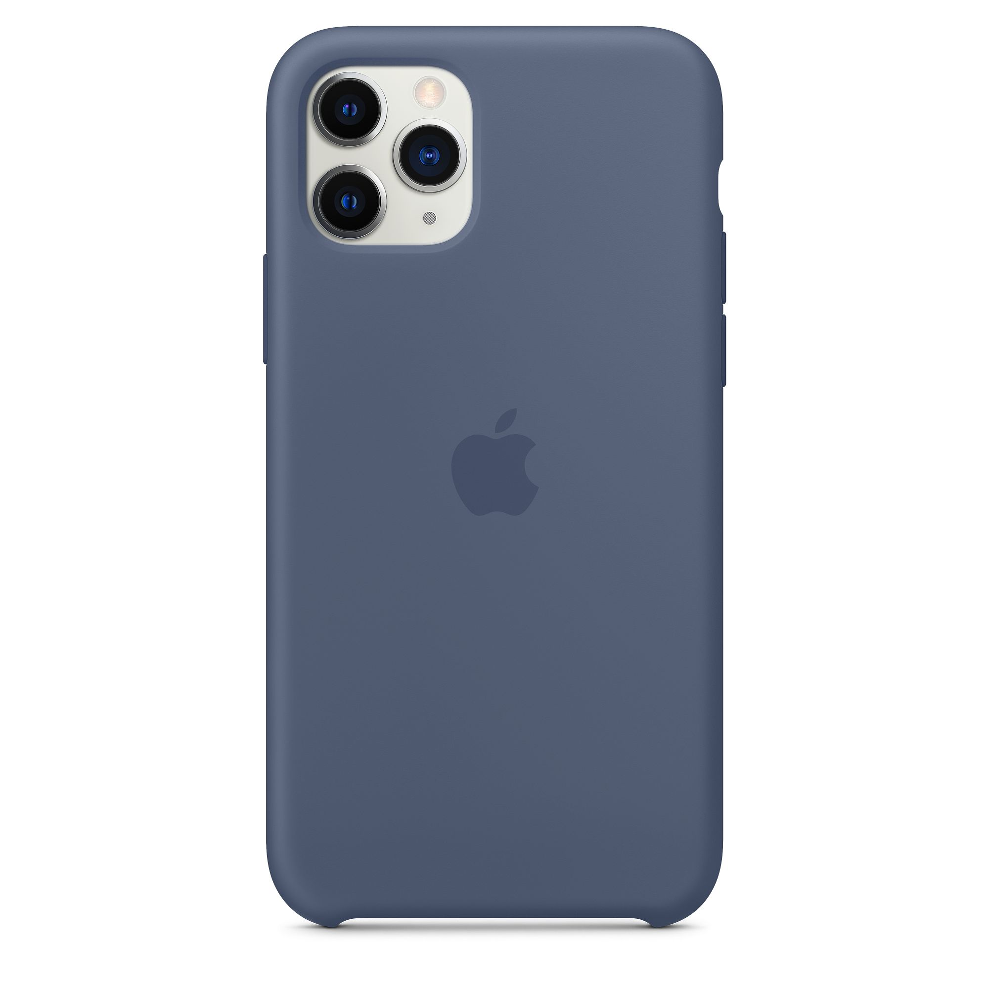 Чехол Apple для iPhone 11 Pro Silicone Case Alaskan Blue MWYR2