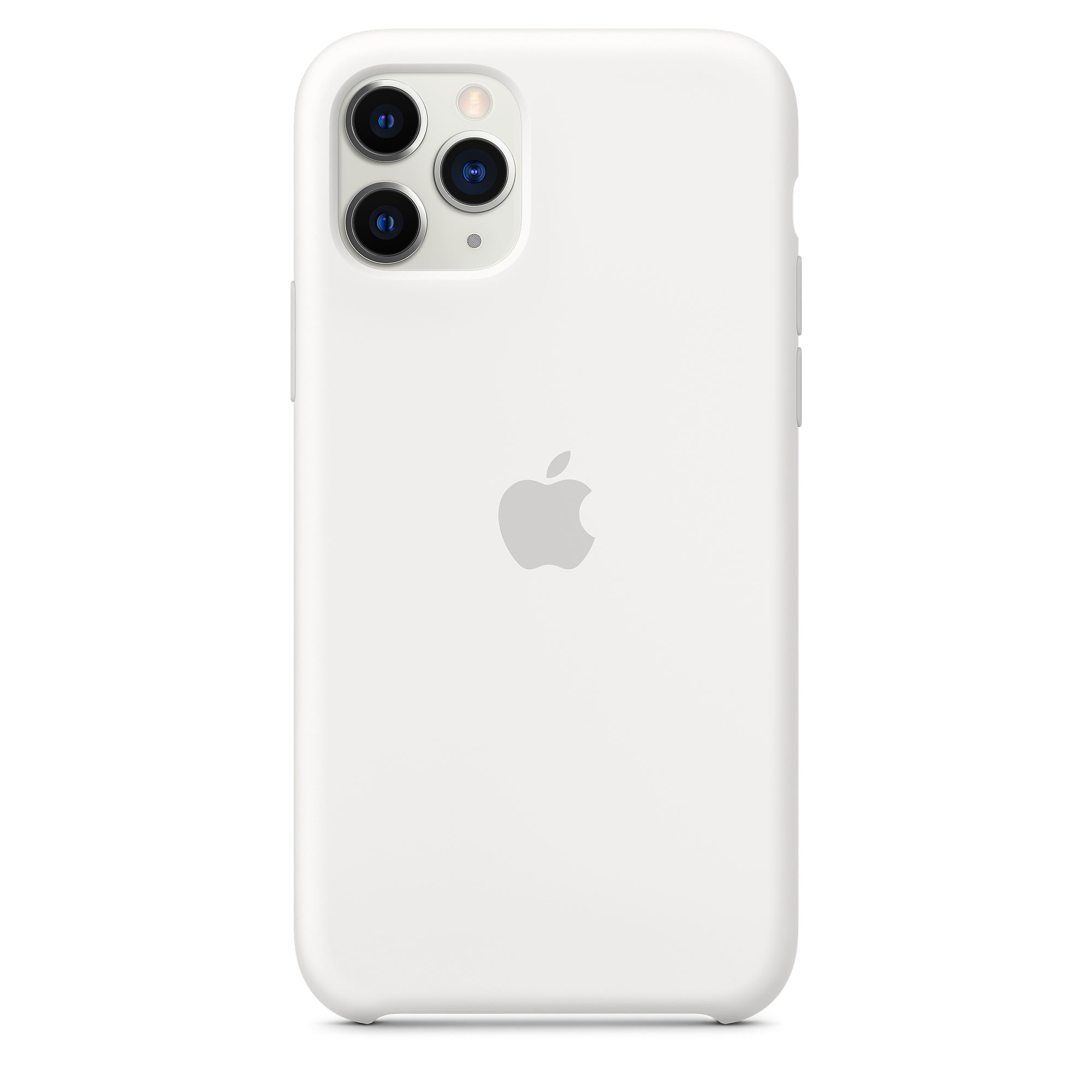 Чехол Apple для iPhone 11 Pro Silicone Case White MWYL2
