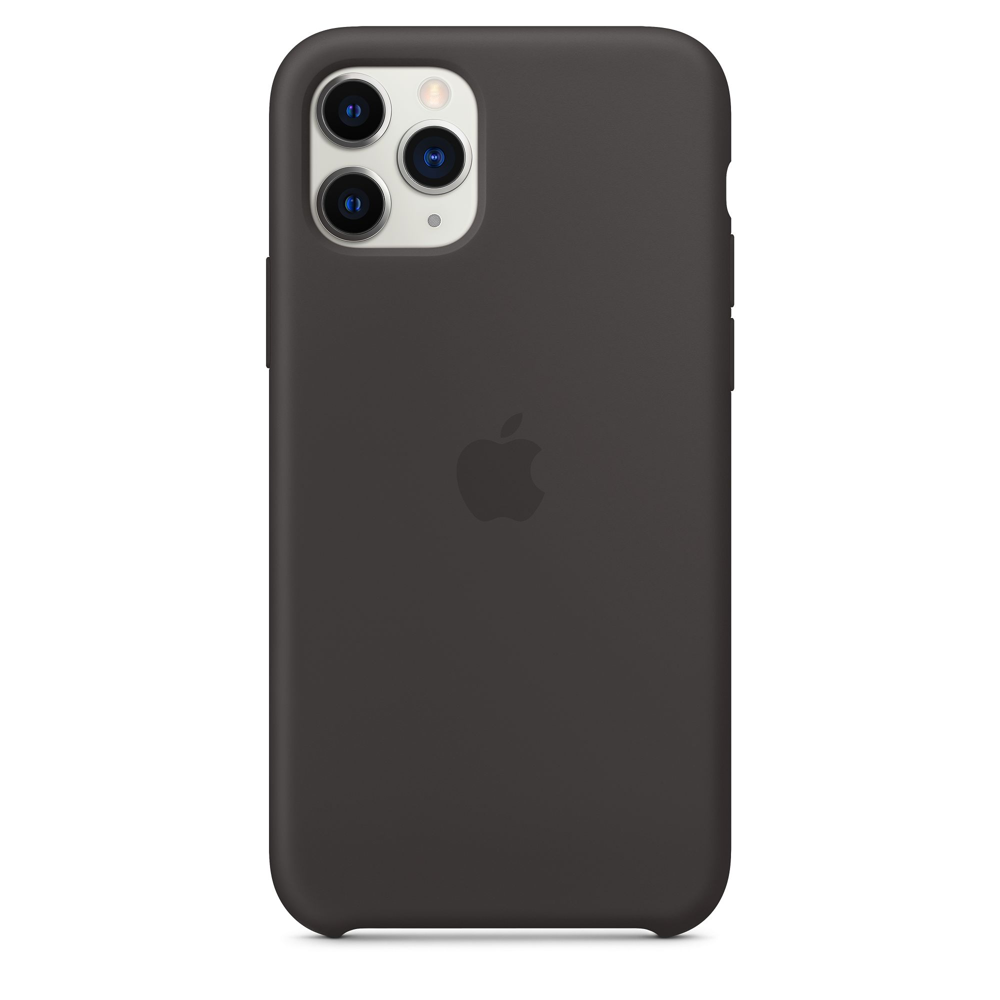 Чехол Apple для iPhone 11 Pro Silicone Case Black MWYN2