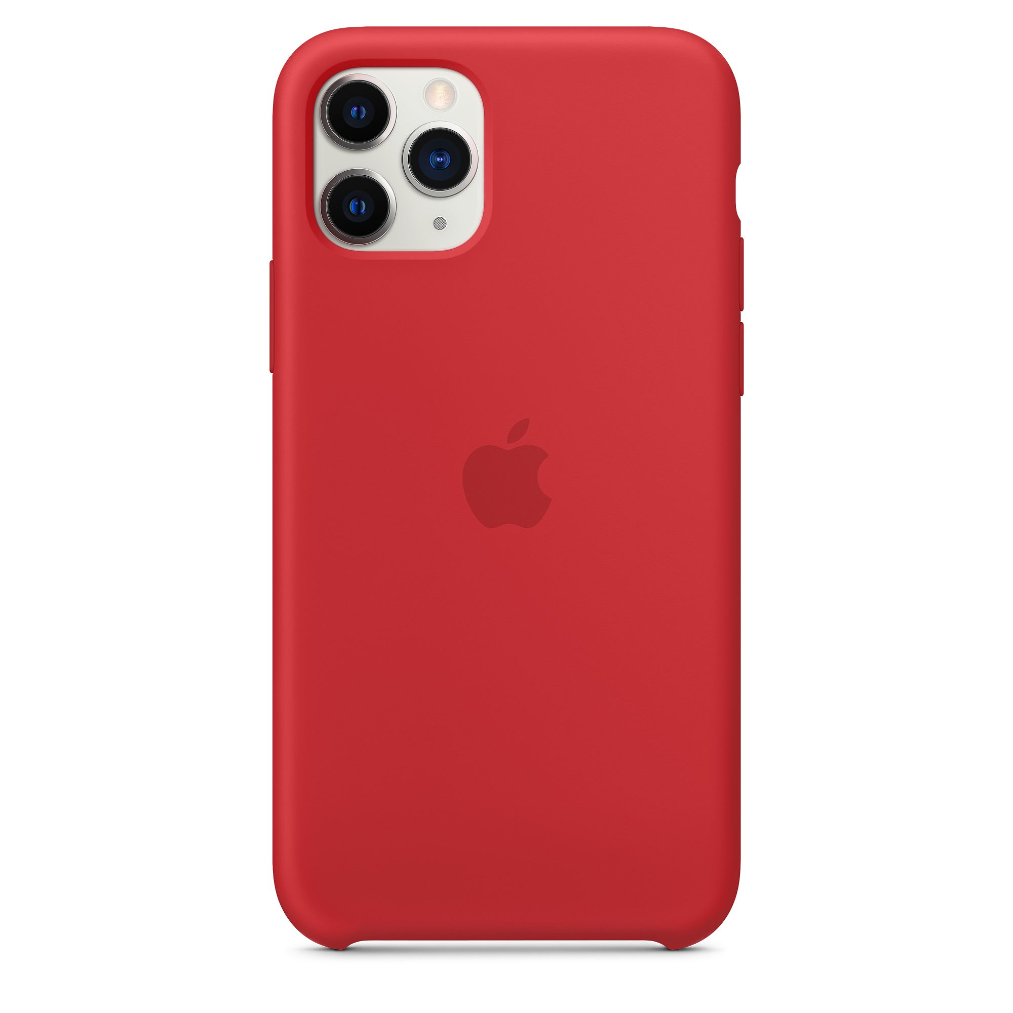 Чехол Apple для iPhone 11 Pro Silicone Case (PRODUCT) RED MWYH2