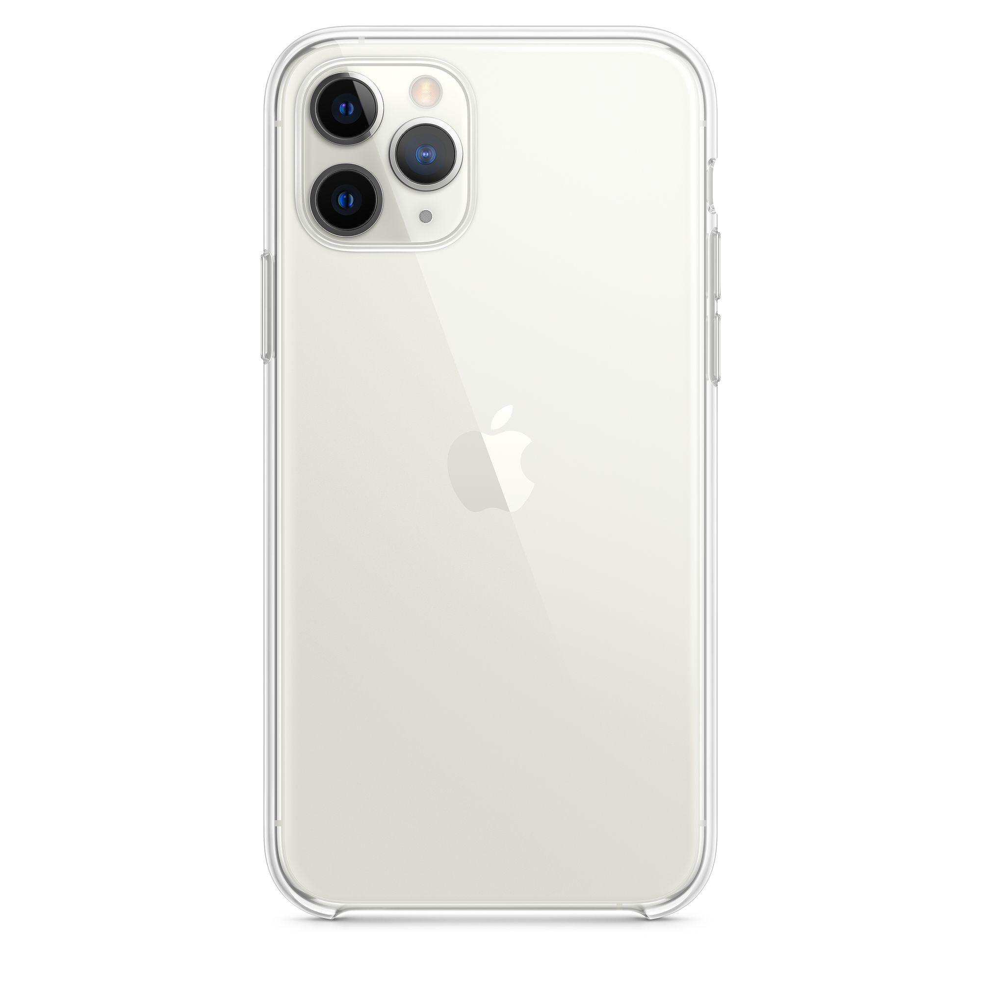 Чехол Apple для iPhone 11 Pro Clear Case MWYK2