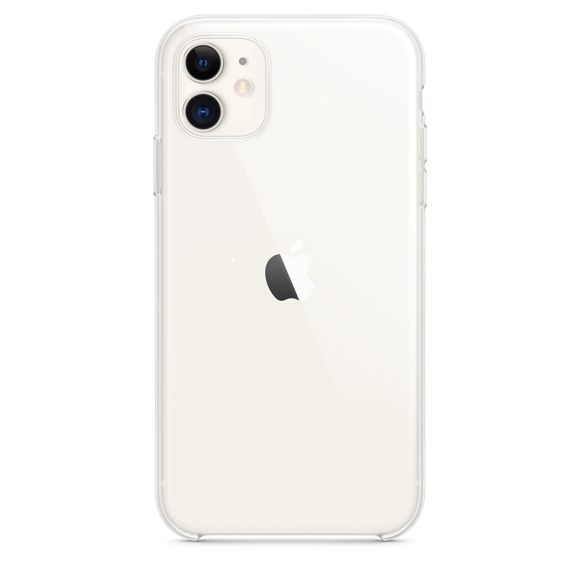 Чехол Apple для iPhone 11 Clear Case MWVG2