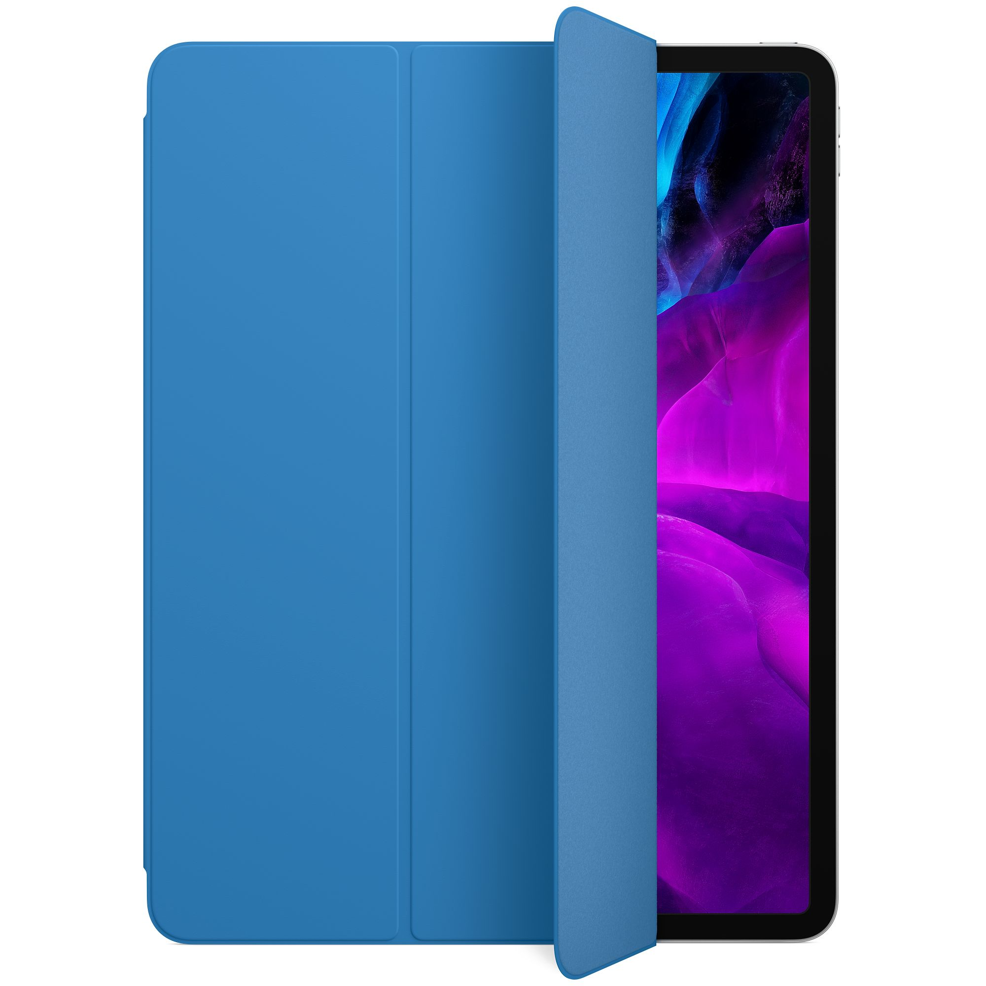 "Чехол Apple Smart Folio для iPad Pro 12.9"" Surf Blue MXTD2"