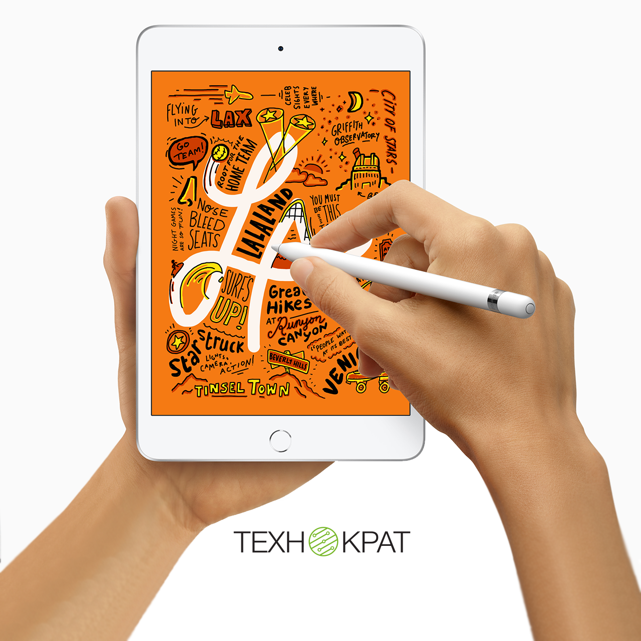 Apple iPad mini - твій помічник, який завжди під рукою 👍🏻