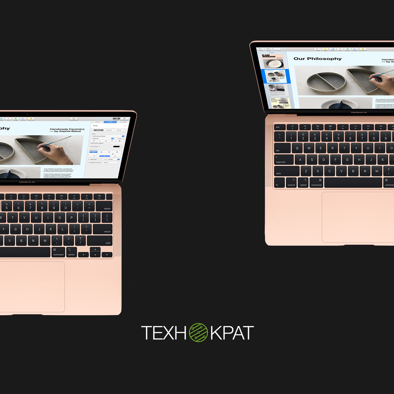 Чому MacBook Air 2020 такий популярний?