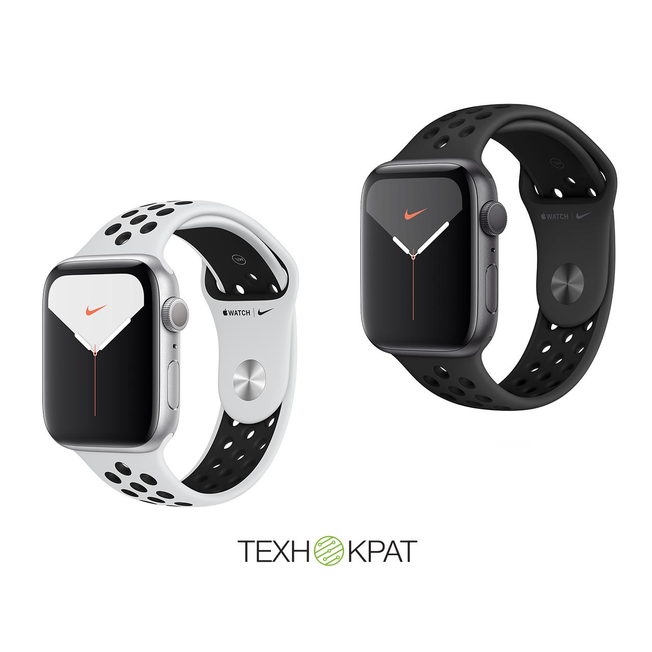 Долучайся до спортивного світу разом з Apple Watch Nike Series 5