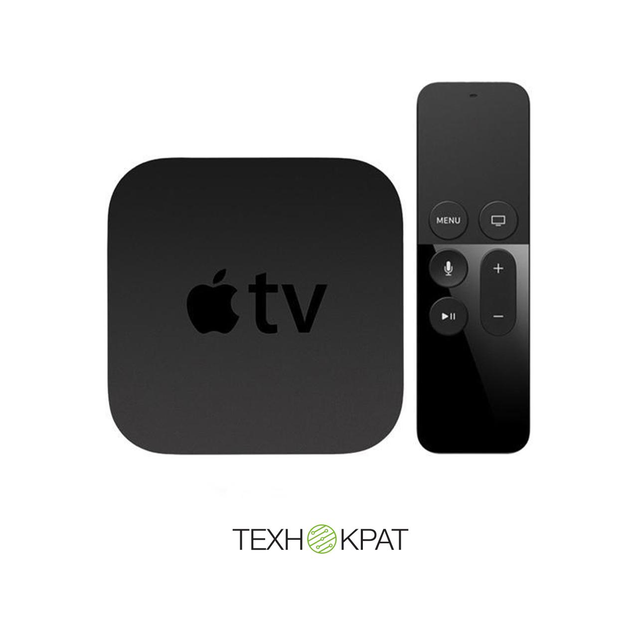 Чотири причини купити Apple TV 4K
