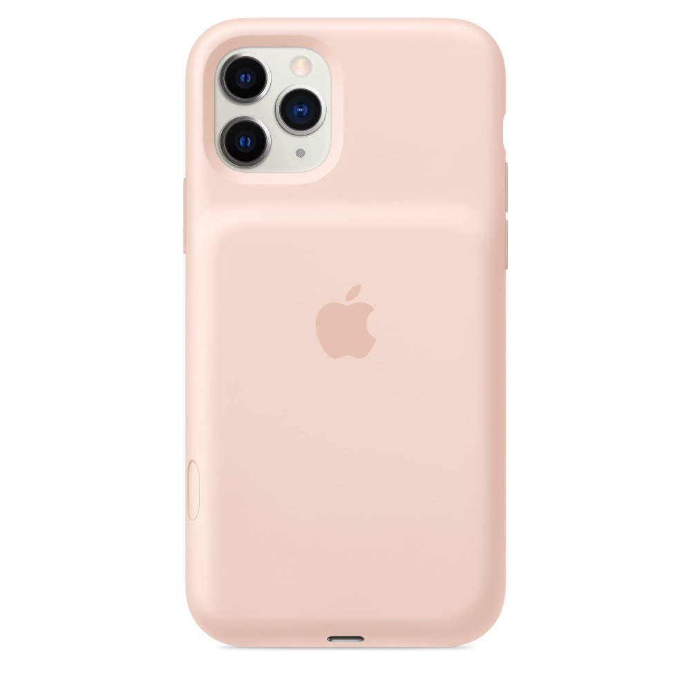 Чехол Apple Smart Battery Case for iPhone 11 Pro Pink Sand MWVN2