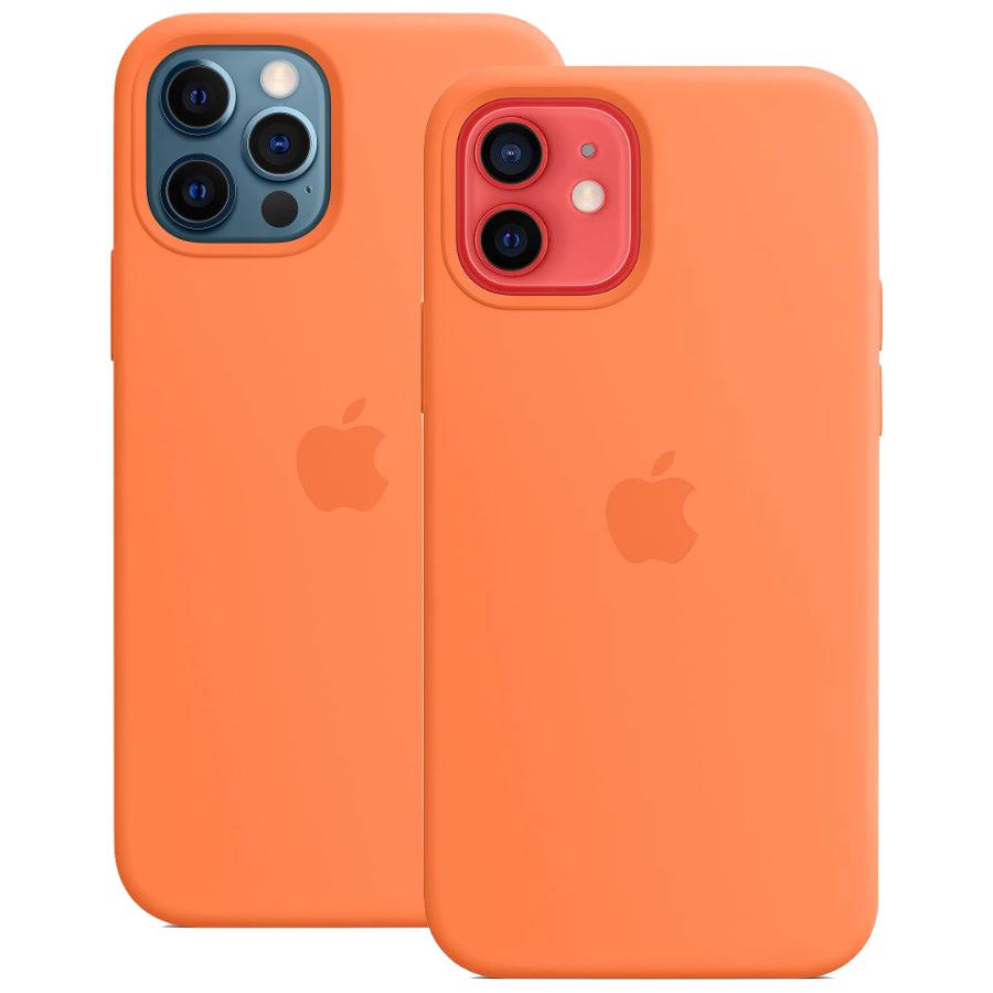 Чехол Apple для iPhone 12 / 12 Pro Silicone Case with MagSafe Ku...