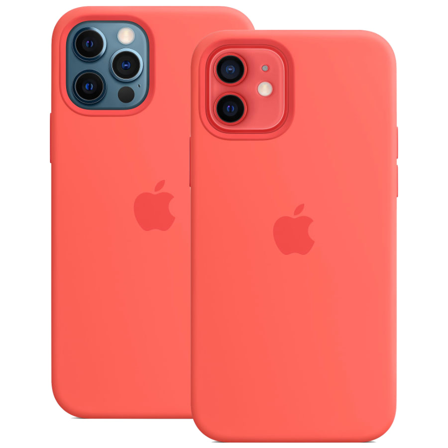 Чехол Apple для iPhone 12 / 12 Pro Silicone Case with MagSafe Pi...