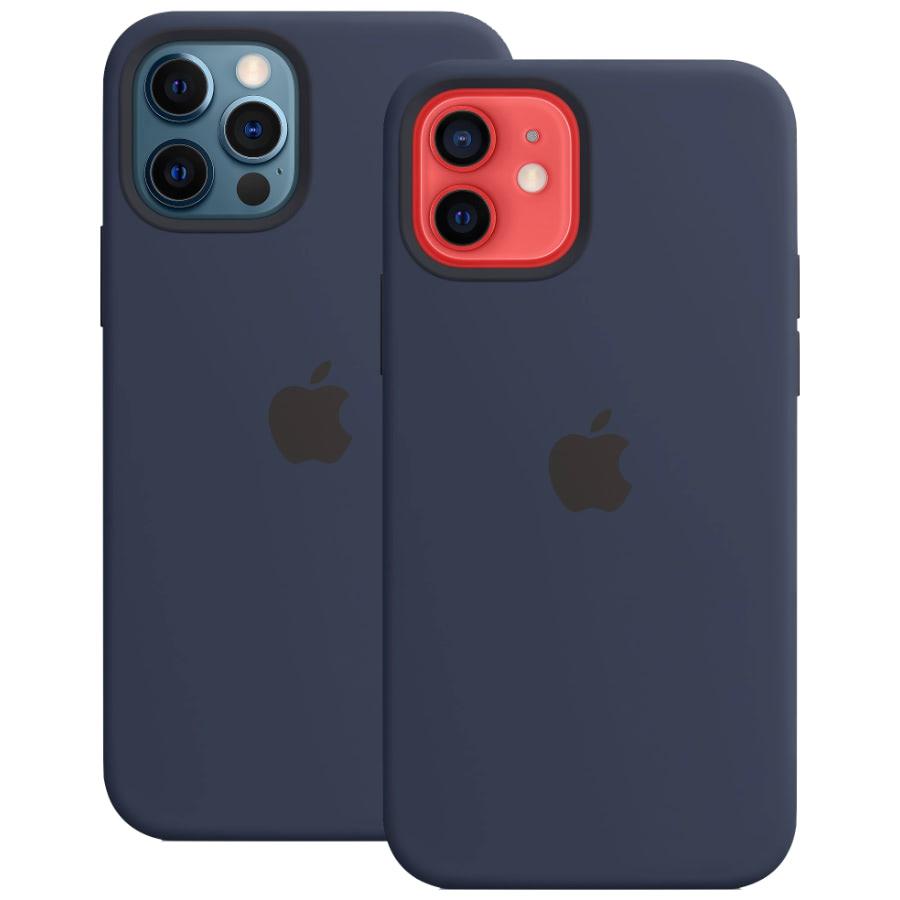 Чехол Apple для iPhone 12 / 12 Pro Silicone Case with MagSafe De...
