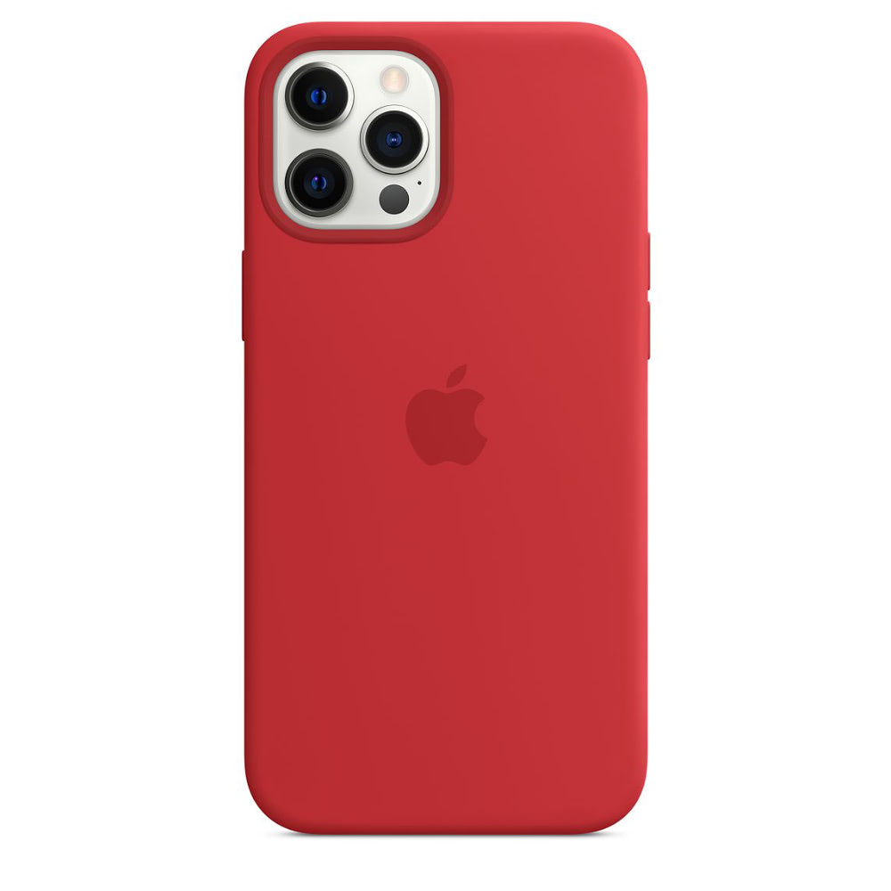Чехол Apple для iPhone 12 Pro Max Silicone Case with MagSafe (PR...
