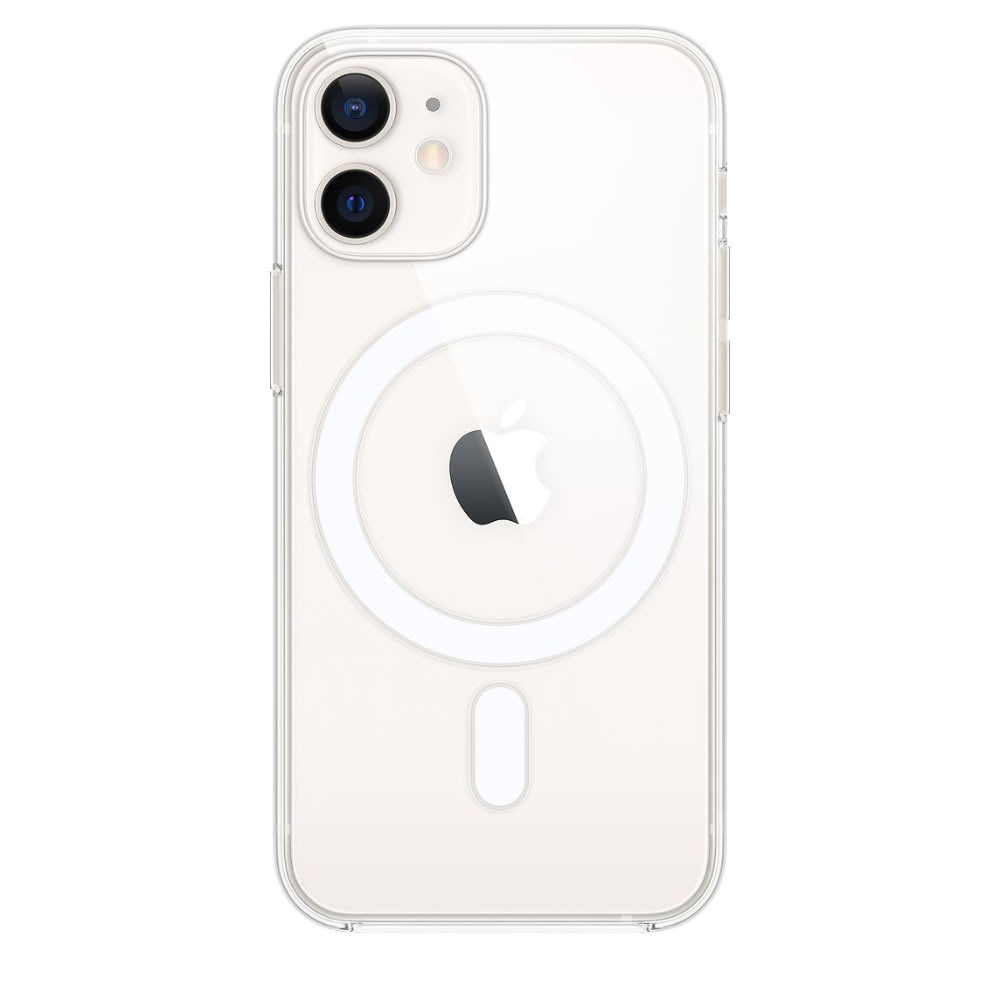 Чехол Apple для iPhone 12 mini Clear Case with MagSafe MHLL3