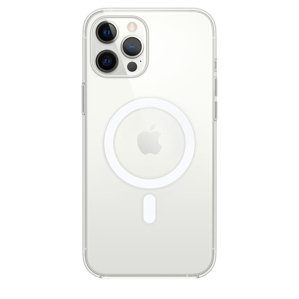 Чехол Apple для iPhone 12 Pro Max Clear Case with MagSafe MHLN3