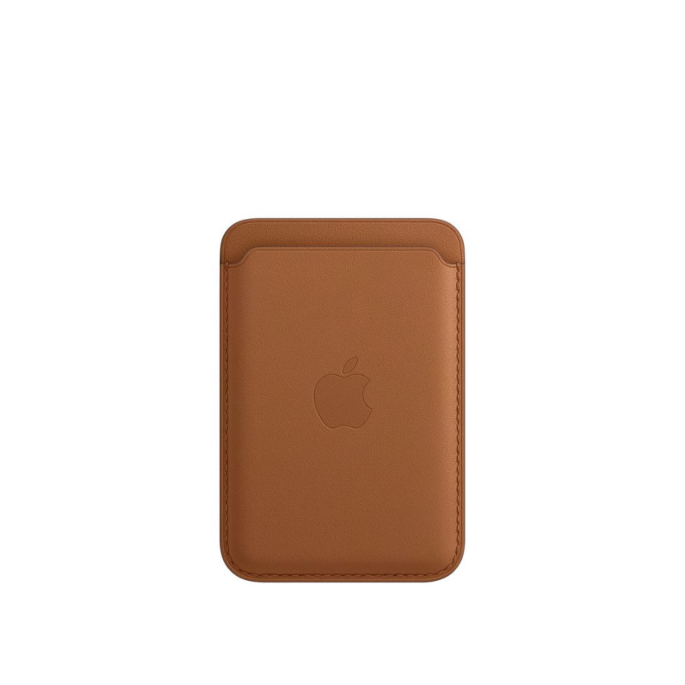 Чехол Apple для iPhone Leather Wallet with MagSafe Saddle Brown ...
