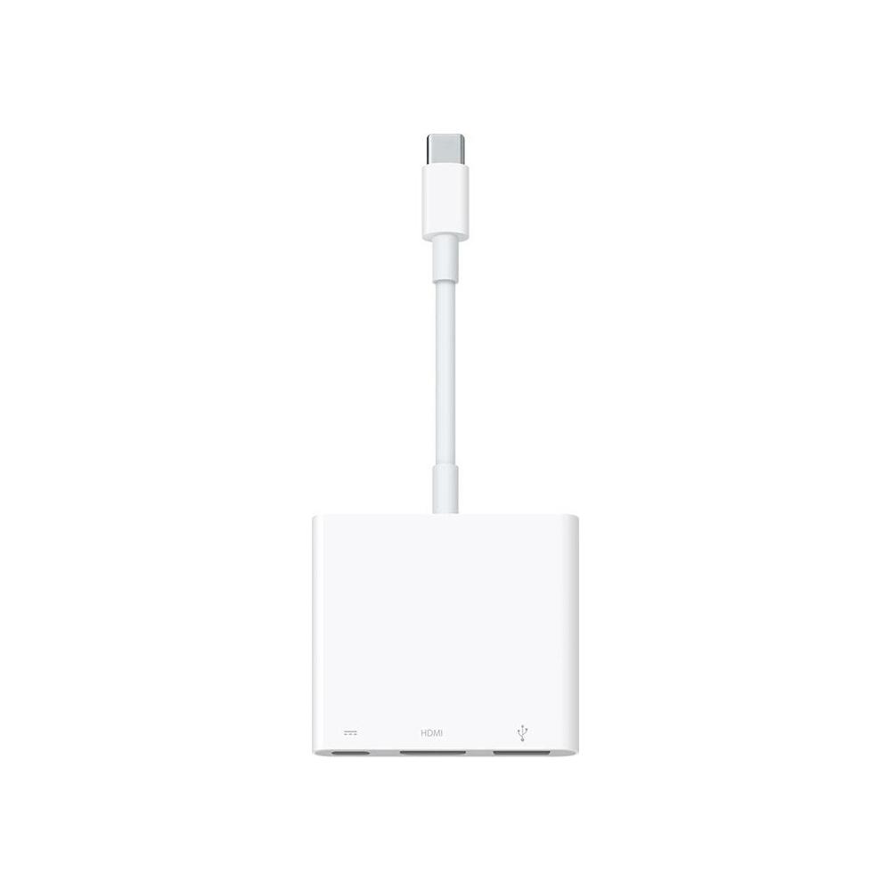 Адаптер Apple USB-C Digital AV Multiport Adapter MUF82
