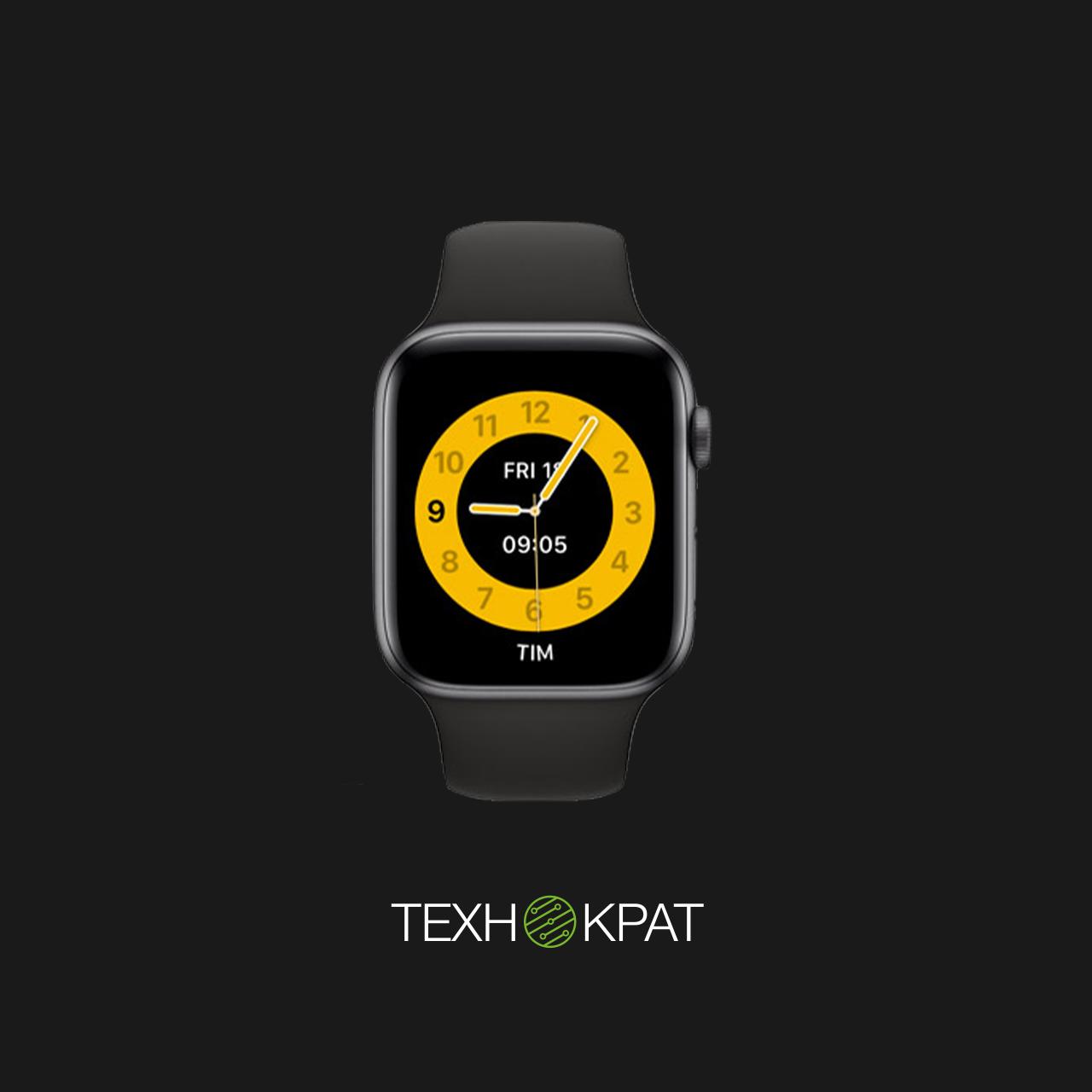 Режим «Навчальний час» на Apple Watch