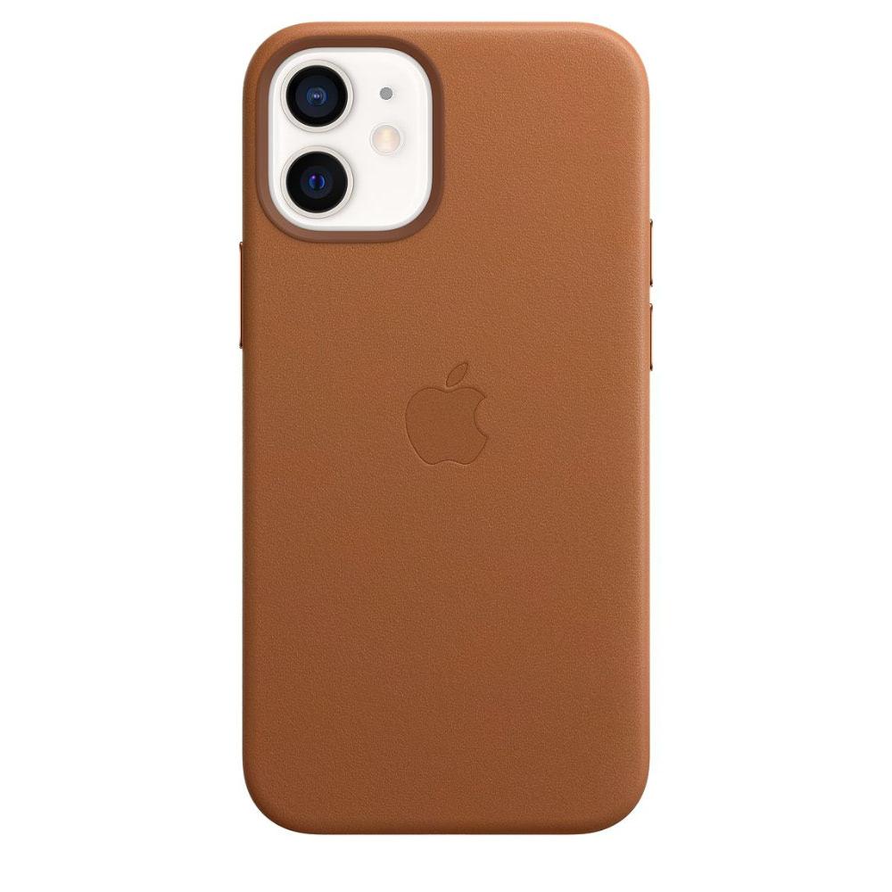 Чехол Apple для iPhone 12 mini Leather Case with MagSafe Saddle ...