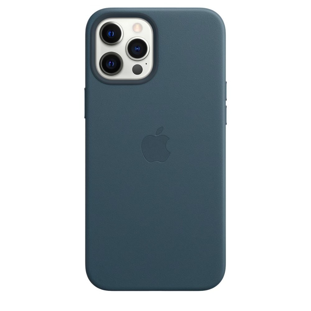 Чехол Apple для iPhone 12 Pro Max Leather Case with MagSafe Balt...