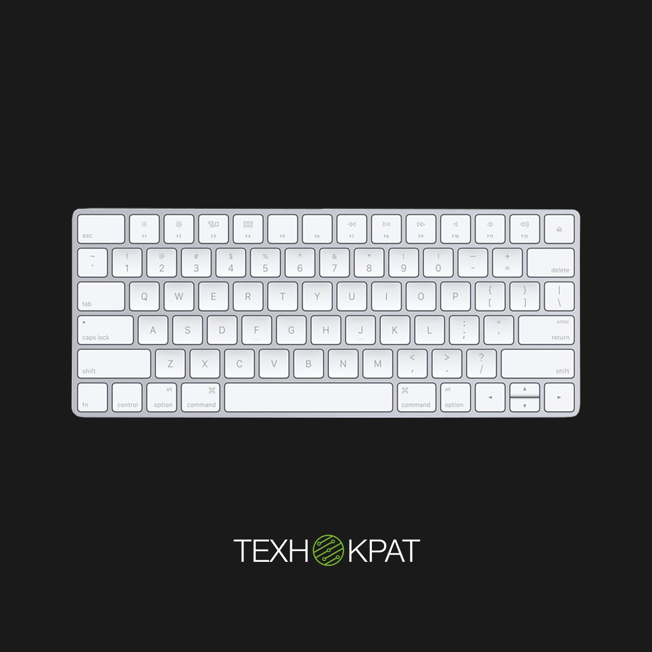Гарячі клавіші на Mac 🔥