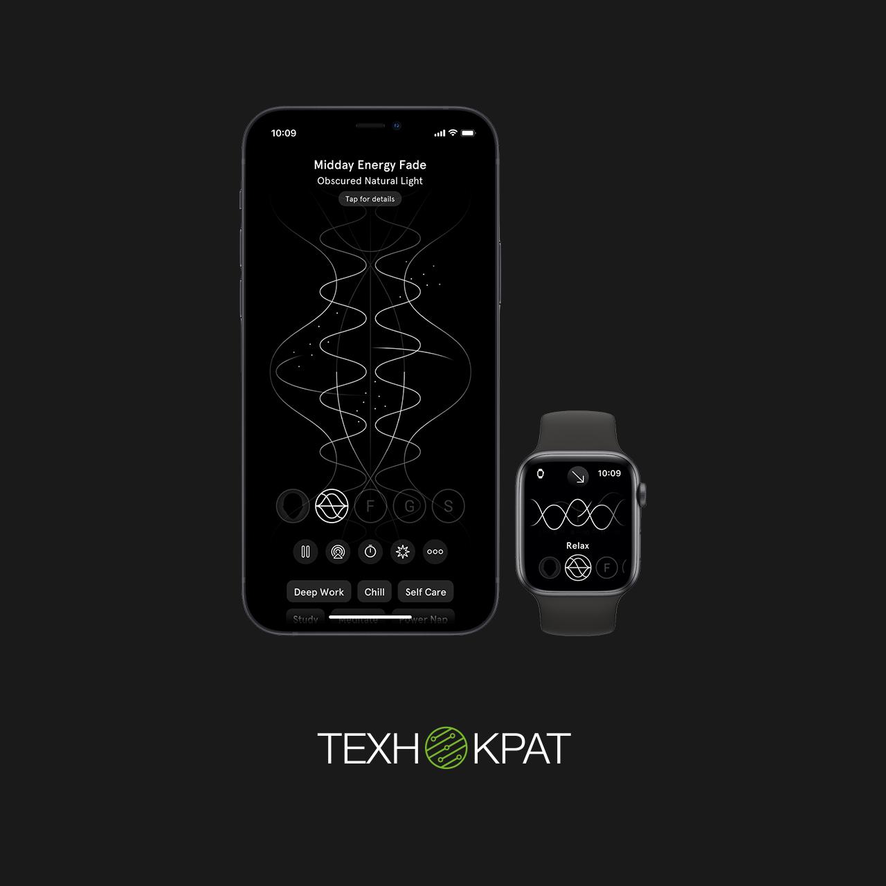 Додаток року для Apple Watch: Endel