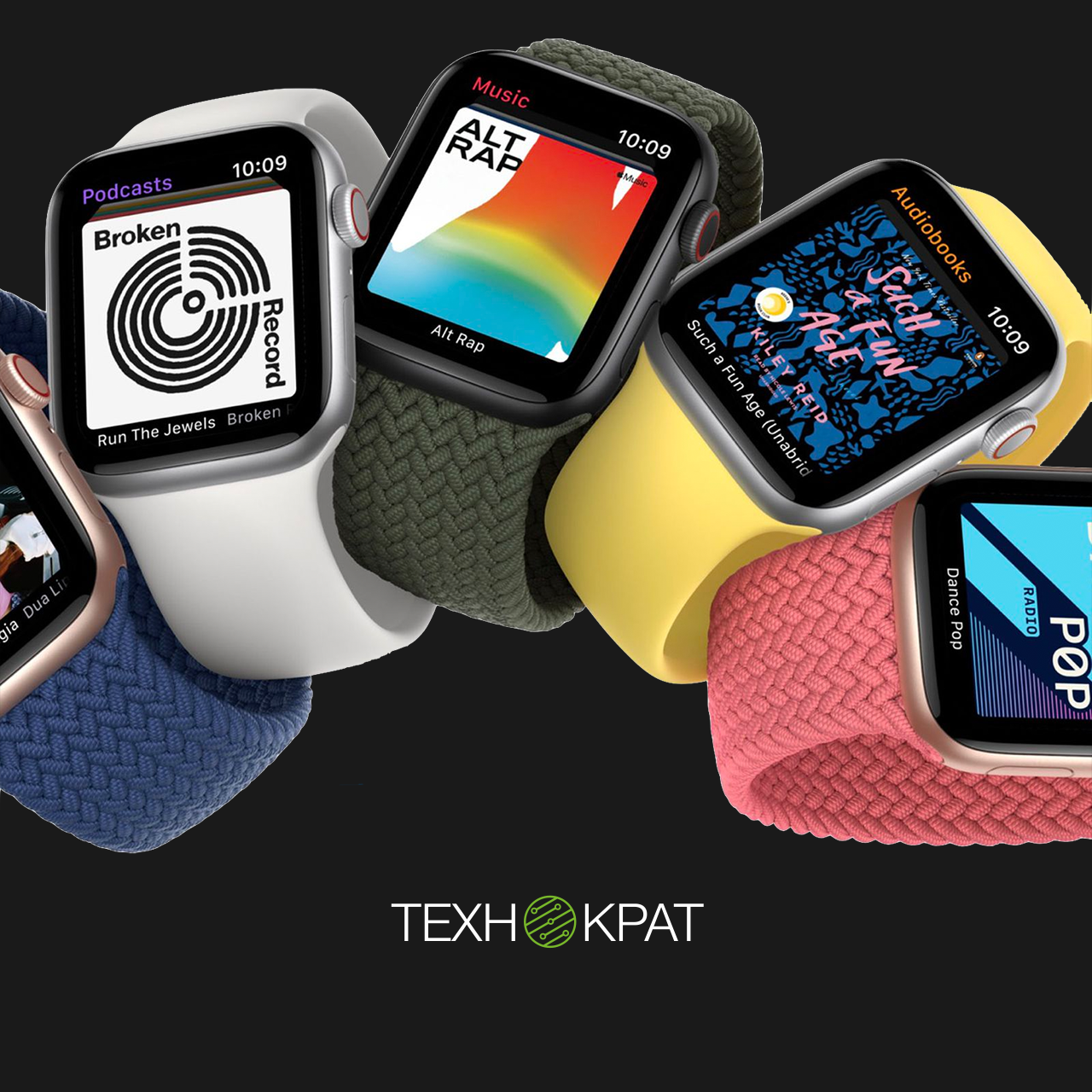 Чи варто купувати Apple Watch Series 6?