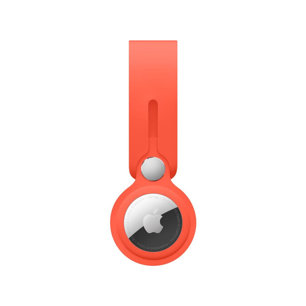 Чехол AirTag Loop Electric Orange MK0X3