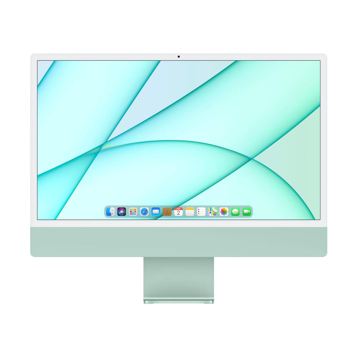 "Apple iMac 24"" 4.5K Green MJV83 (2021) M1 7-GPU"